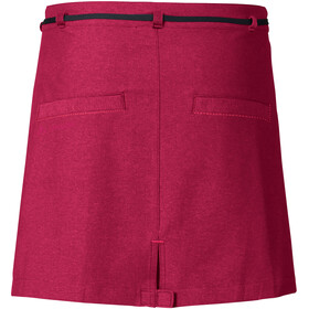 VAUDE Tremalzo II Skirt Dam crimson red